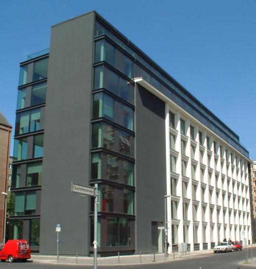 Edificio per uffici a Berlino