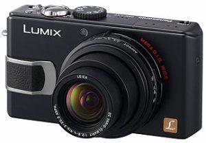 Panasonic Lumix lx2